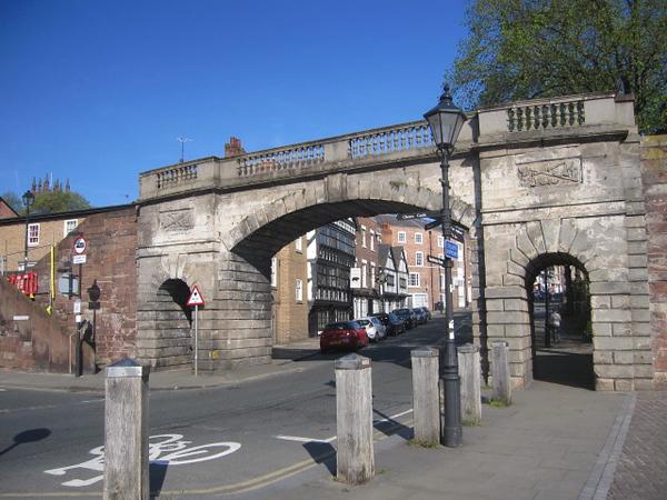 The Bridgegate: Lower Bridge Street