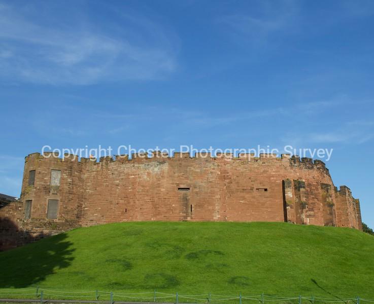 Chester Castle: Grosvenor Road