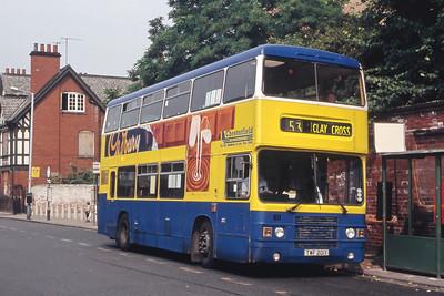 Chesterfield 161 Vicar Lane Chesterfield Jul 95