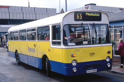 Chesterfield_Whites 305 Sheffield Interchange Sep 94