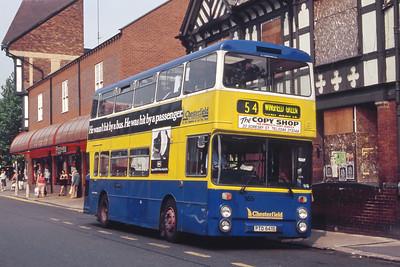 Chesterfield 165 Vicar Lane Chesterfield Jul 95