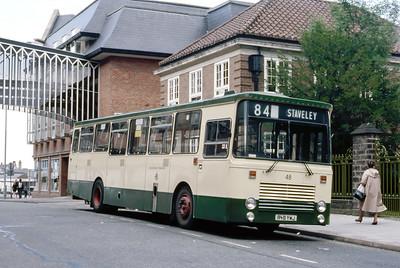 Chesterfield 48 Elder Way Chesterfield Aug 85