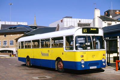 Chesterfield_Whites 305 Sheffield Interchange Jul 94