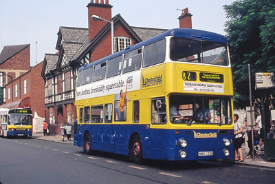 Chesterfield 123 Vicar Lane Chesterfield Jul 95