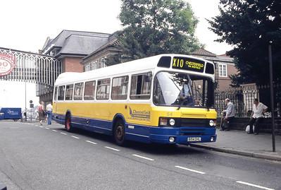 Chesterfield 54 Chesterfield Jul 95