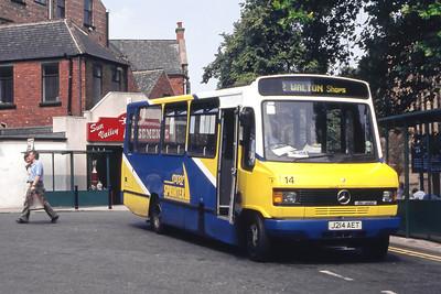 Chesterfield 14 Church Way Chesterfield Jul 95