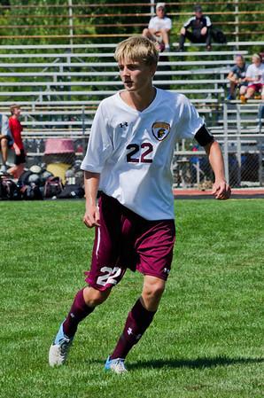 #22 Keith Radzik (Captain)