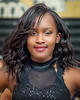 One of Lithonia HS Golden Elegance Dance Team beauties....