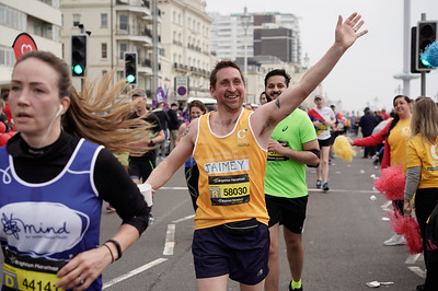 Chestnut Tree - Brighton Marathon 2018