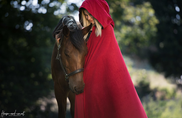 Little chaperon rouge