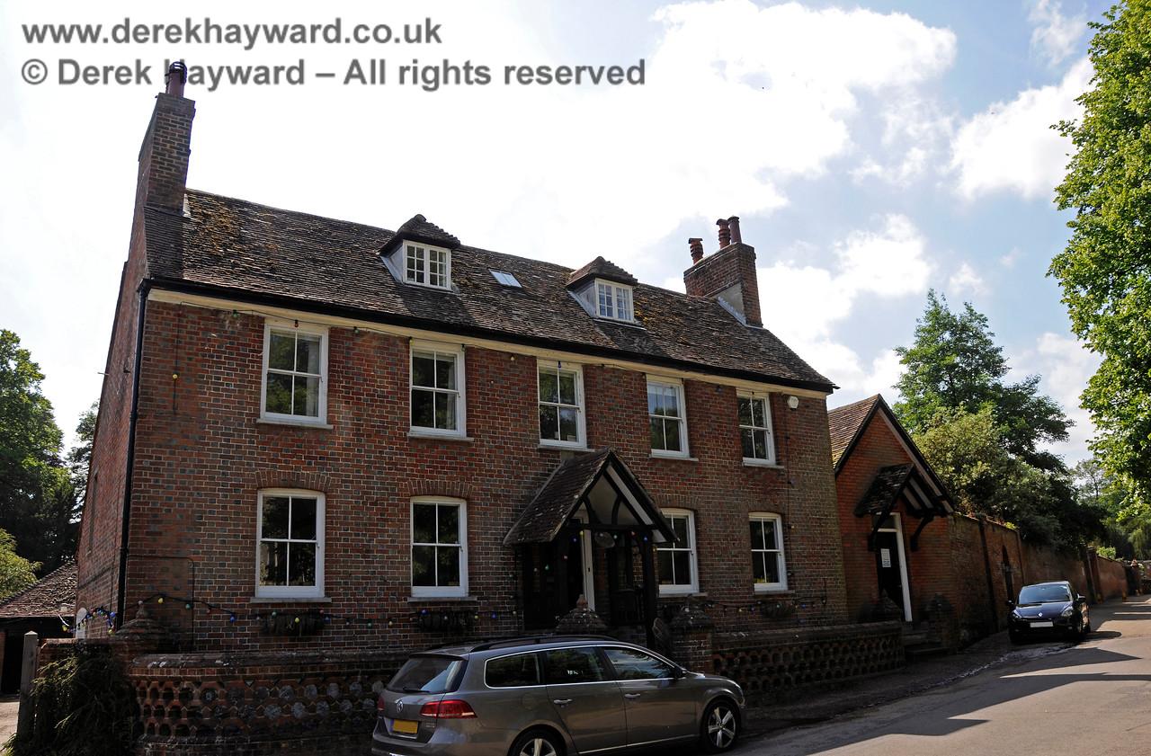 Chevening Estate Cottages.  19.06.2015   12918