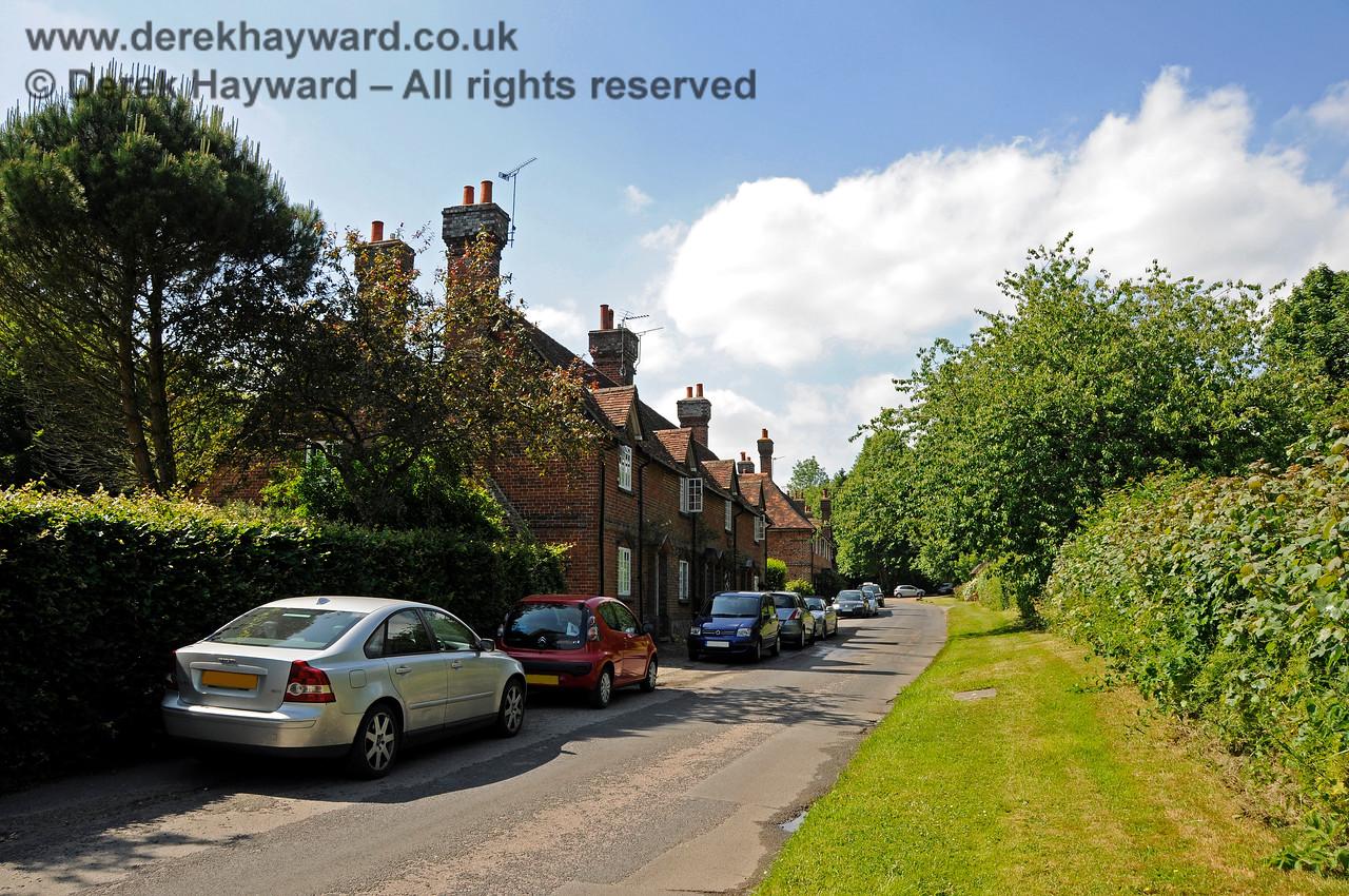 Chevening Estate Cottages.  19.06.2015  12902