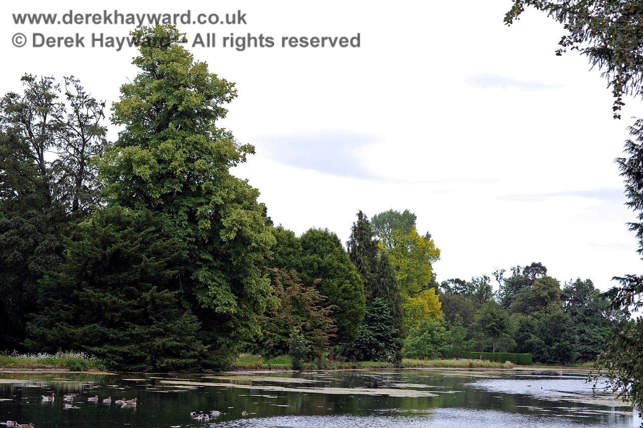 The Lake, Chevening House.  22.06.2014  9655
