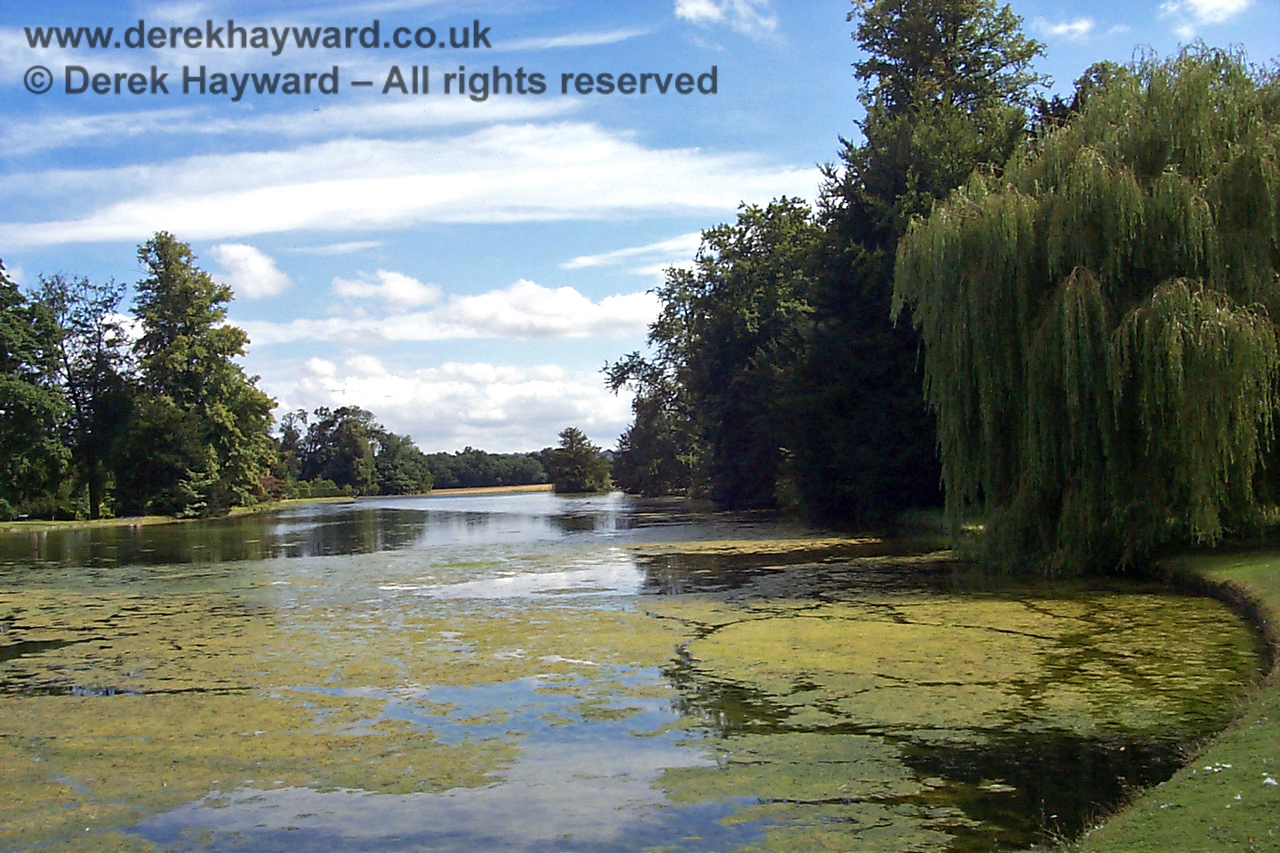 The Lake, Chevening House.