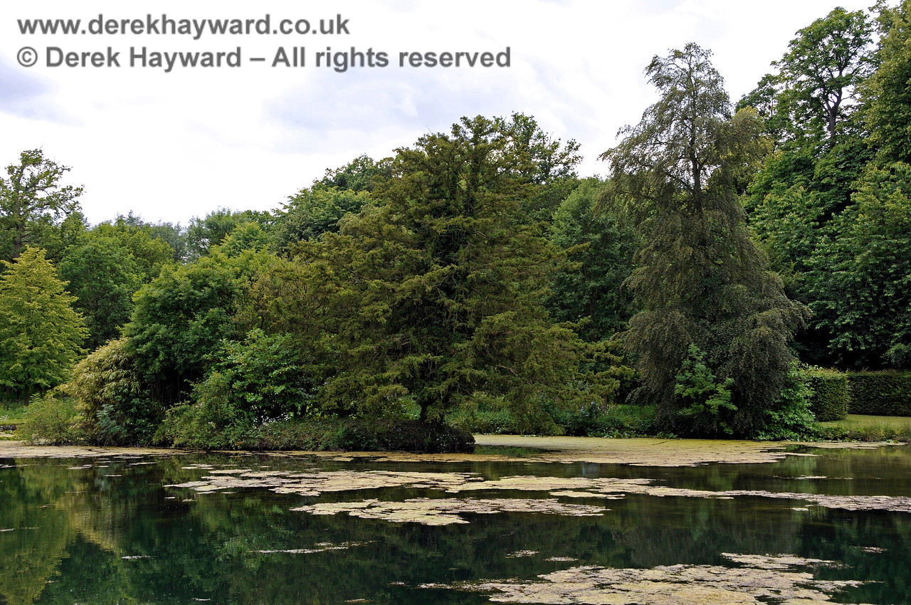 The Lake, Chevening House.  22.06.2014  10699