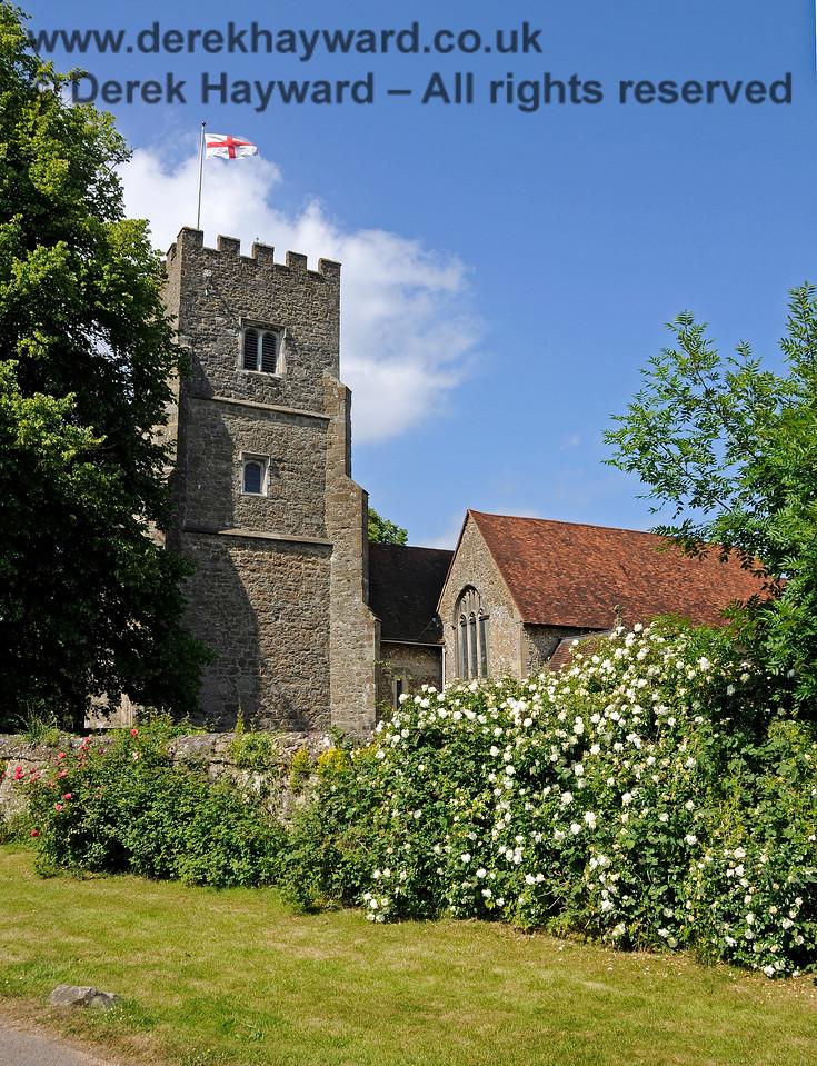 St Botolphs Church, Chevening.  19.06.2015  12912