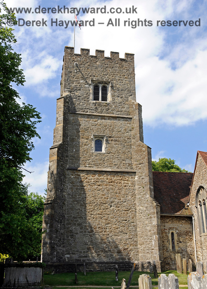 St Botolphs Church, Chevening.  19.06.2015  12869