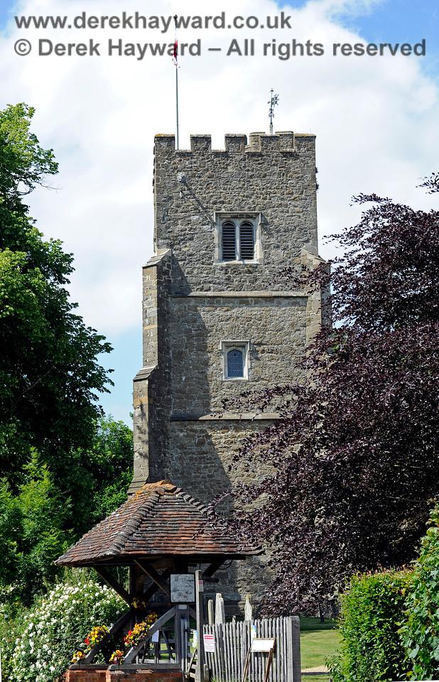 St Botolphs Church, Chevening.  19.06.2015  11395