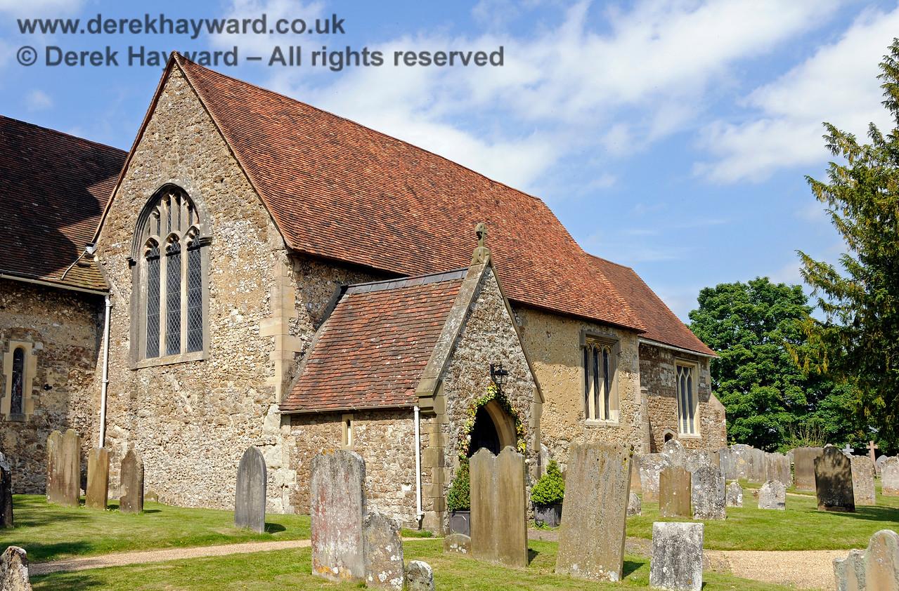 St Botolphs Church, Chevening.  19.06.2015  12868