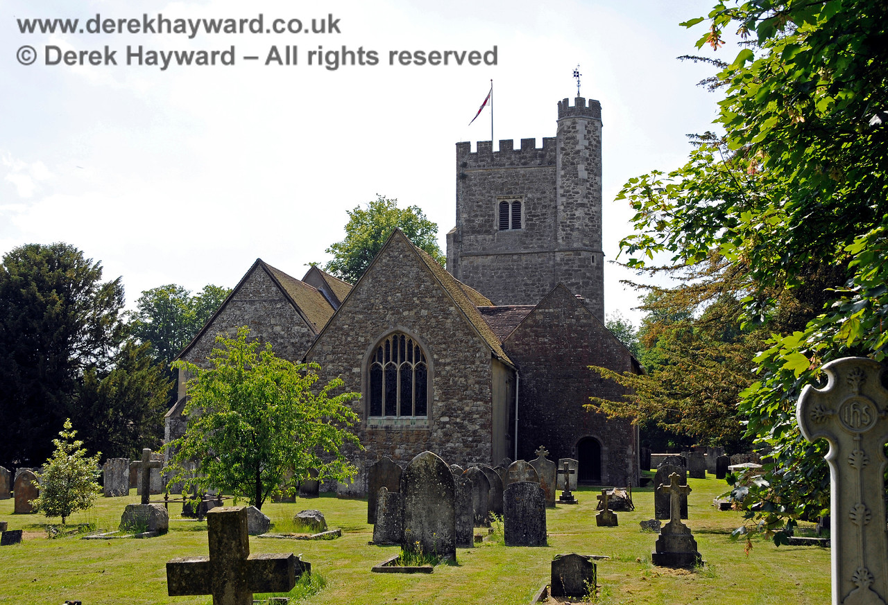 St Botolphs Church, Chevening.  19.06.2015  12886