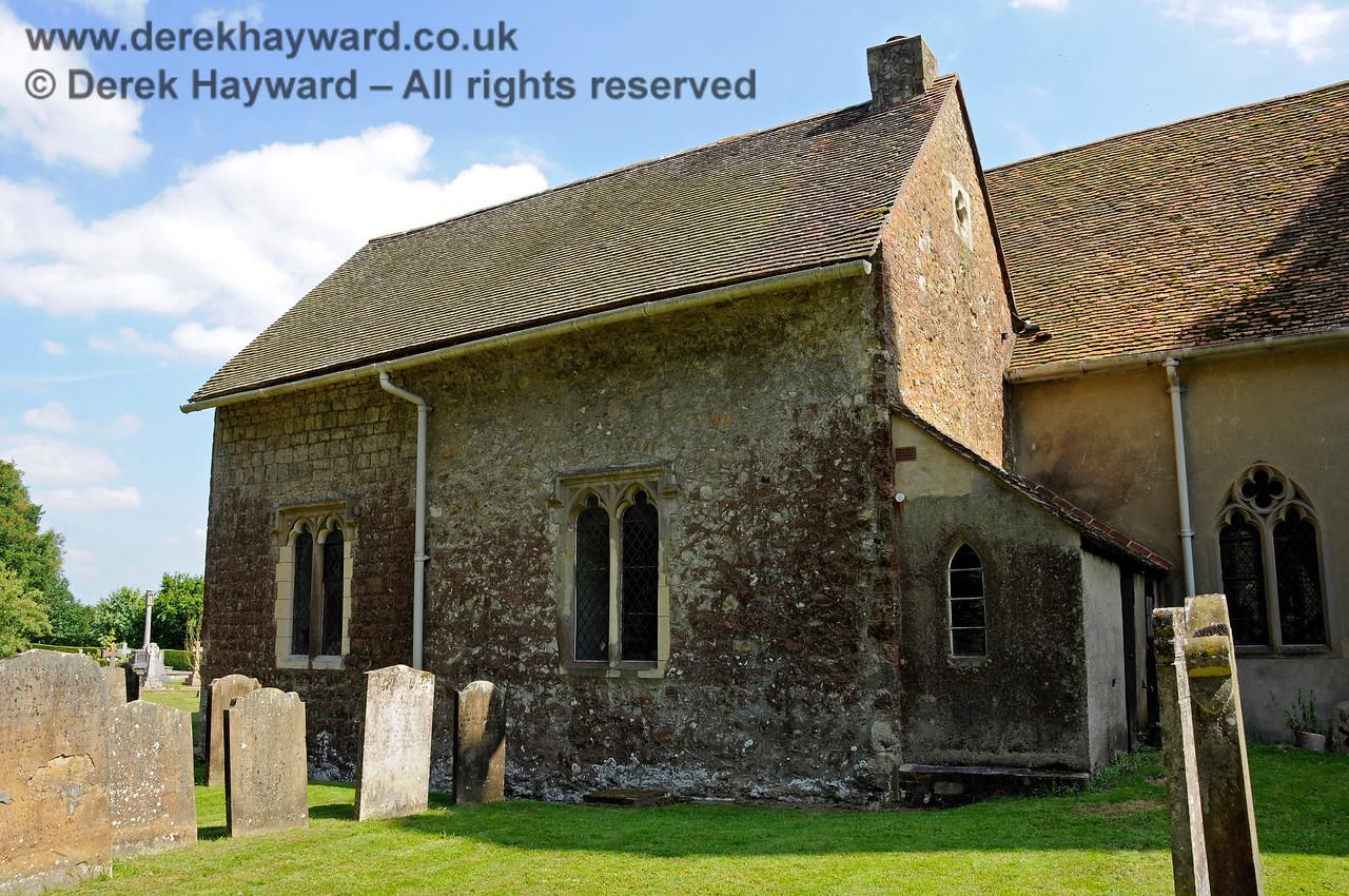 St Botolphs Church, Chevening.  19.06.2015  12889