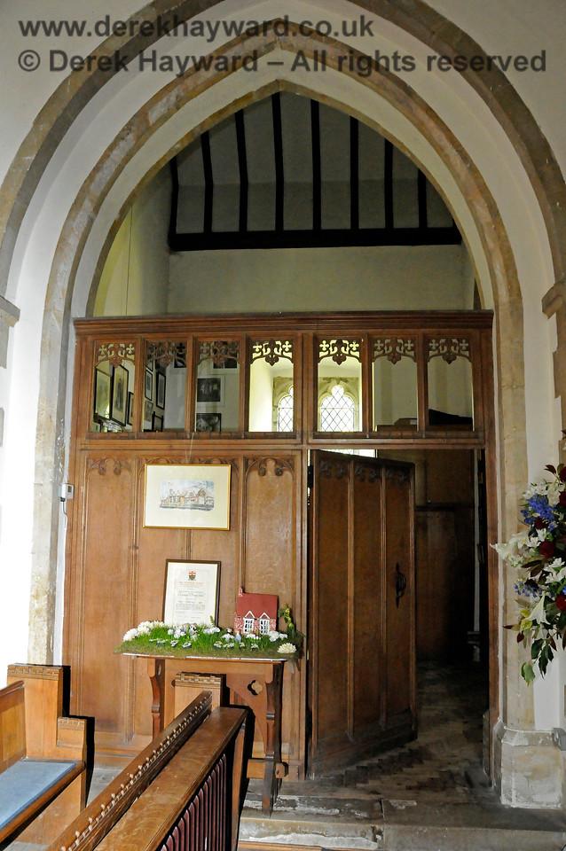 The Vestry, St Botolphs Church, Chevening.  19.06.2015  12839