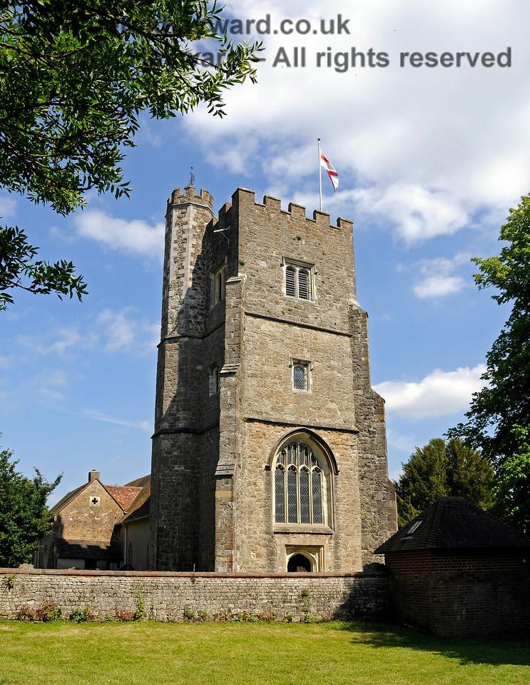 St Botolphs Church, Chevening.  19.06.2015  12895