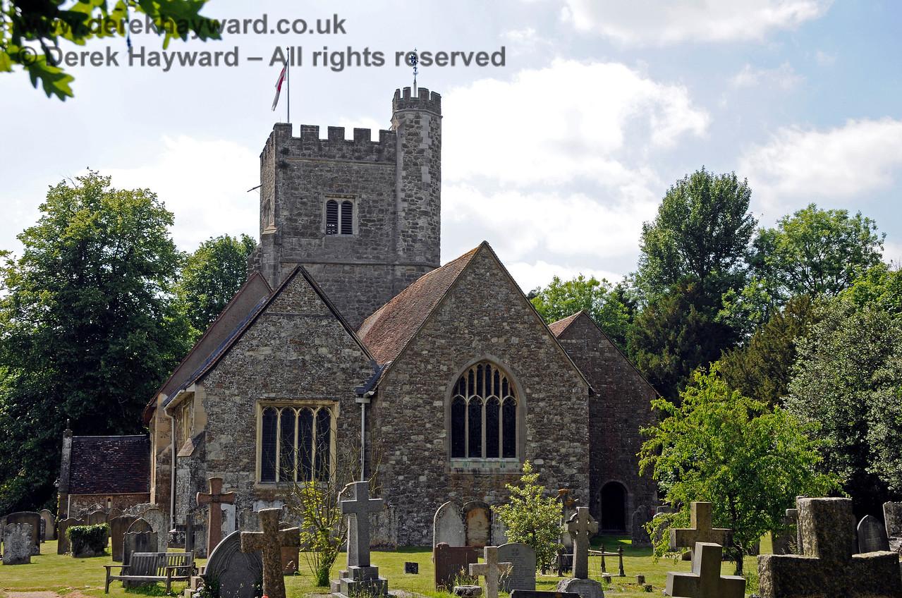St Botolphs Church, Chevening.  19.06.2015  12885
