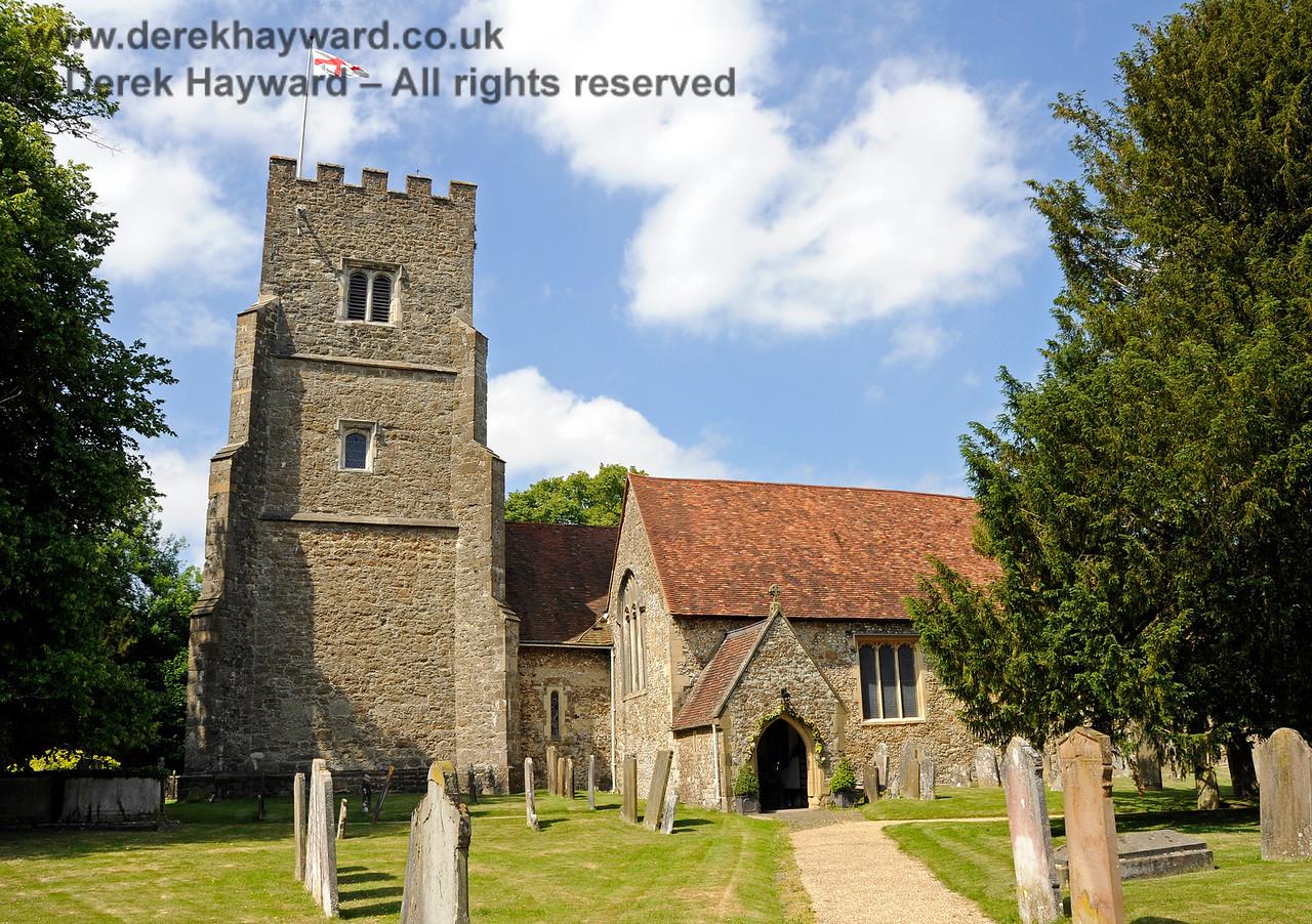 St Botolphs Church, Chevening.  19.06.2015  12871
