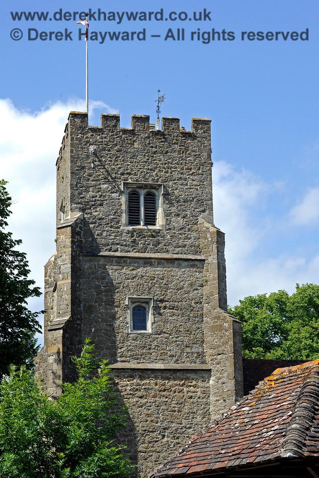 St Botolphs Church, Chevening.  19.06.2015  11394