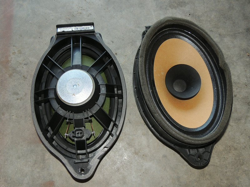 Factory speakers