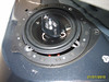"Aftermarket speaker and speaker adapter from  <a href=""http://www.car-speaker-adapters.com/items.php?id=SAK062""> Car-Speaker-Adapters.com</a>  installed in door"