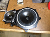 "New aftermarket speakers and speaker adapters from  <a href=""http://www.car-speaker-adapters.com"">http://www.car-speaker-adapters.com</a> mounted in factory Pod."