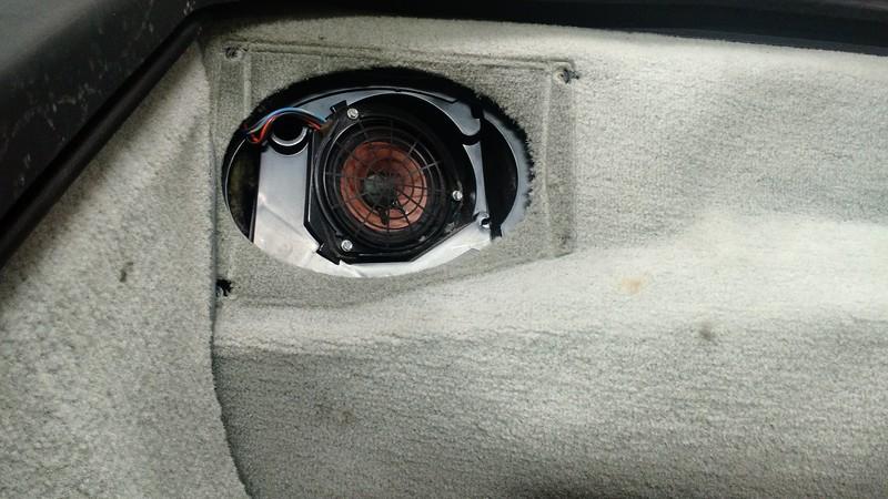 Factory speaker and enclosure