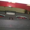 Rear deck panel reinstalled