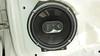 "Aftermarket speaker and speaker adapter bracket   from  <a href=""http://www.car-speaker-adapters.com/items.php?id=SAK062""> Car-Speaker-Adapters.com</a>   installed on door"