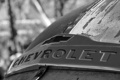 Classic Chevrolet Badge
