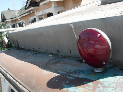 Those lights had to go. I never liked those things on my van. Just me.