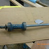 "The repair ""tool of choice"" Heavy duty slide hammer..."