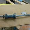 "The repair ""tool of choice"" Heavy duty slide hammer..."