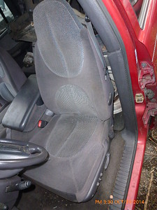 "New seats (20.5"" wide) from `01 Dodge Durango. $60 for the pair. Driver's side is powered. In the Durango, each side is bolted to a center third seat/arm rest section. I plan to use the ""integrated"" shoulder harness seatbelts?"