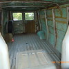 Pulled all the glued-in carpet(some still on one rear door)