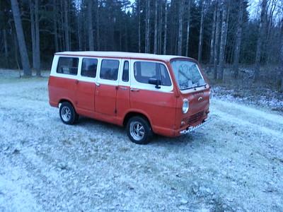 <font color=red>Chevrolet Sportsvan 1966 in Sweden</font>