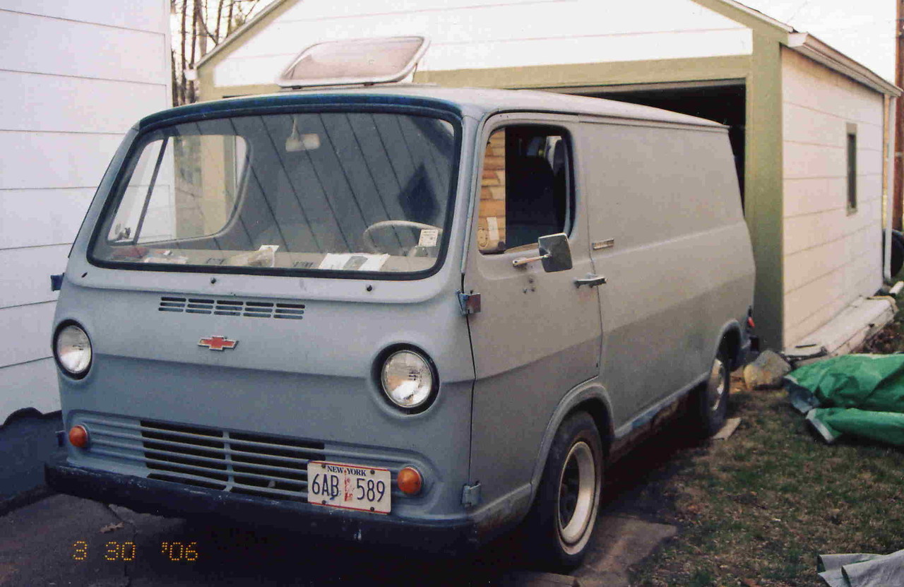Chevy Parts - Most Wanted List - vintage-vans