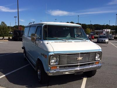 77 G-20 panel Van.