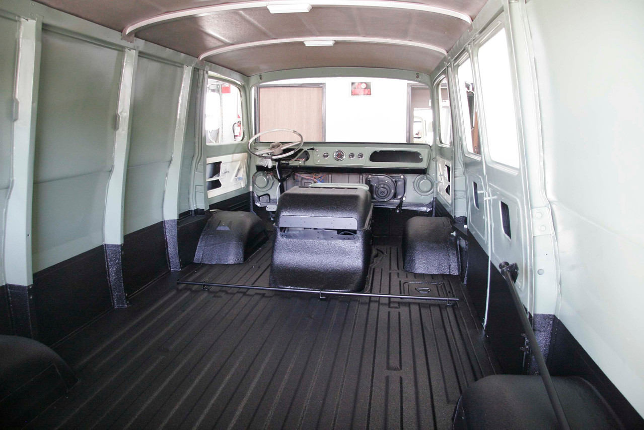September 2014.  Coated with lizard skin then protected with bedliner.  I love it when a plan comes together!