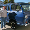 I read somewhere that this bug takes over and the next thing you know you have a driveway full of these things.  Well my white panel project is very solid but lacking many items.  I realized I was looking for lots of unobtainium parts so when this van came up for sale near San Diego I snagged it.   If it looks familiar thats because it used to belong to VANagain. It has a lot of rust underneath but VANagain and Donivan put a lot of work into fixing her and she is still complete and runs well.  After VANagain sold it,  it sat at the beach where the salt air took some more toll on her.  I plan to use many of the parts to complete the panel project. After I am done swapping parts I will let someone else enjoy this baby for a while.  It still looks good and drives well.