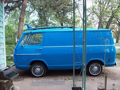 Little Doheny's 1967 Chevy Van