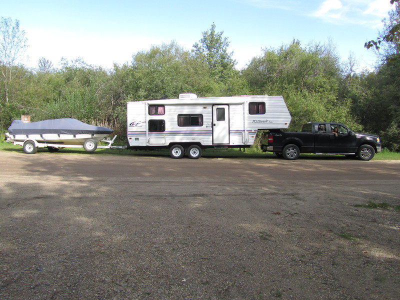 Our Camping Unit