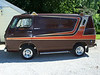 This is my 64 Chevy Short Wheel Based Chevy Van.